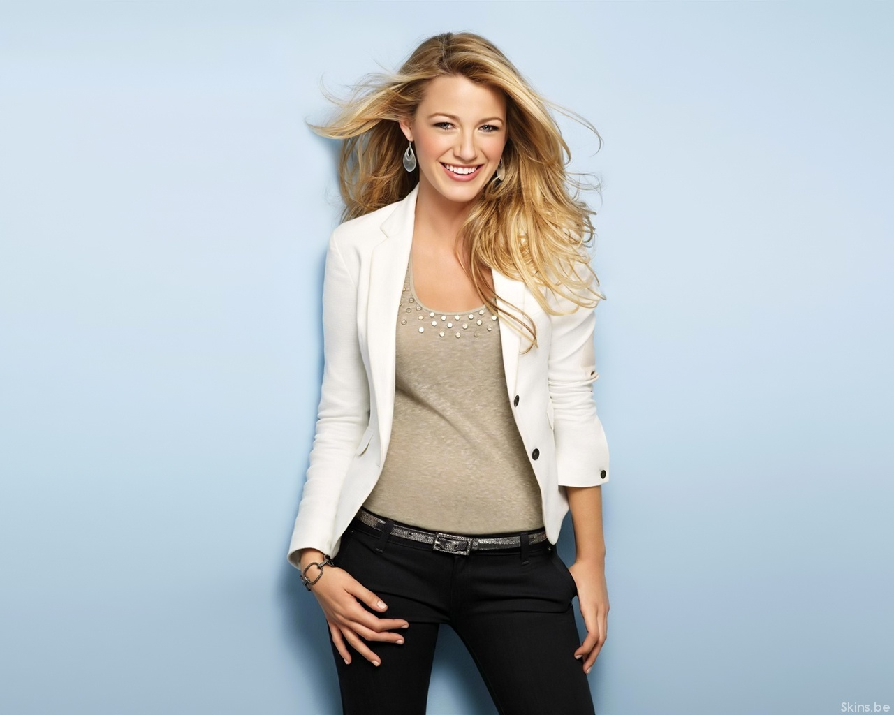 Serena  Serena Van Der Woodsen Wallpaper 5451822  Fanpop