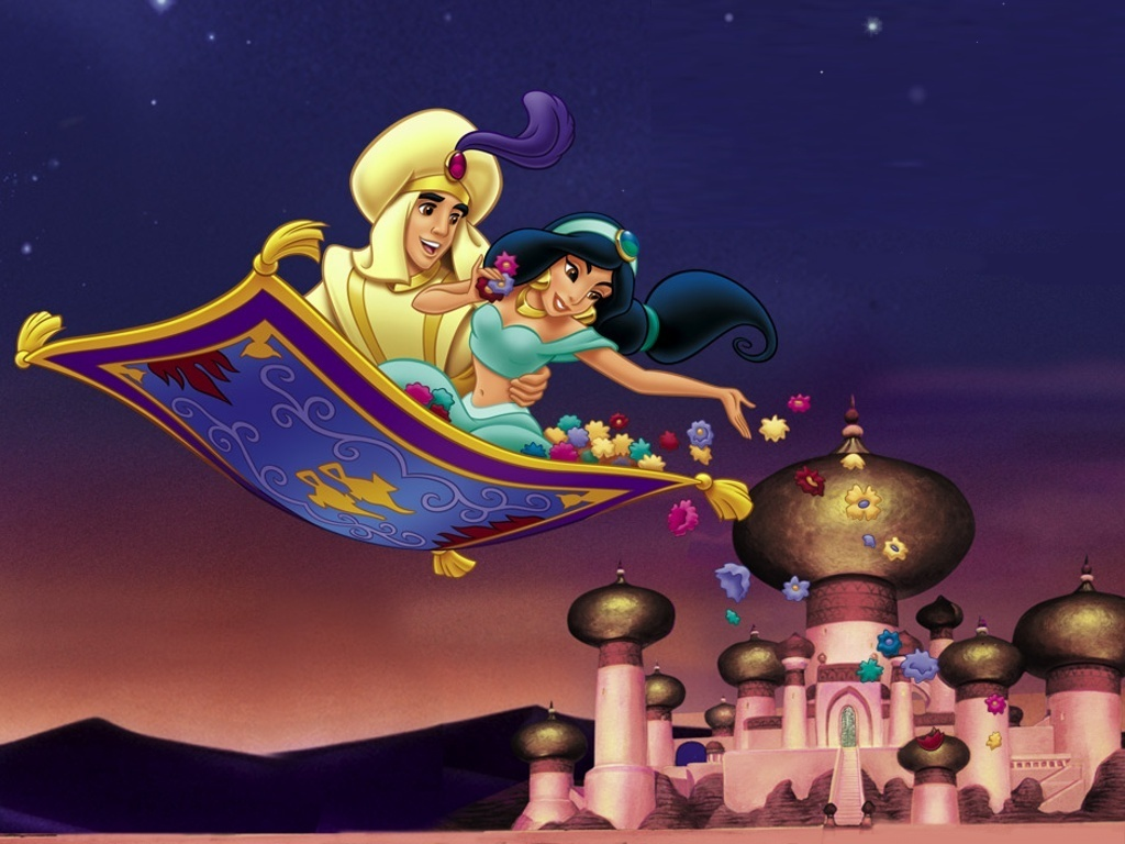 Gif Fliegender Teppich Aladdin Wallpaper Aladdin Wallpaper 5776537 Fanpop