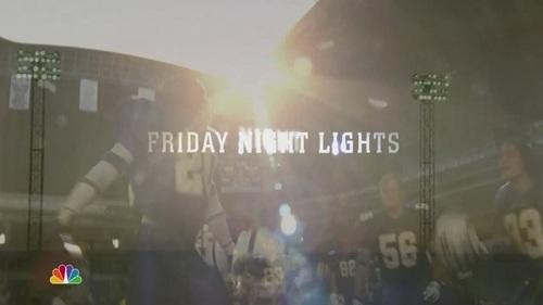 Friday Night Lights Season 1 Wiki