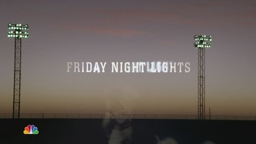 Jd Friday Night Lights