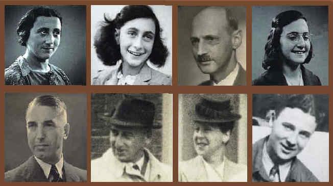 75 anos da invasão do Anexo Secreto que levou Anne Frank a ser deportada para Bergen-Belsen 22