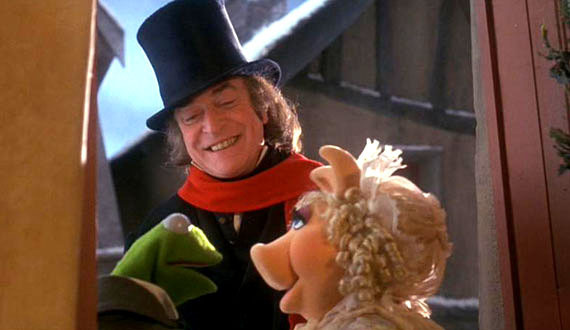 Interesting Wallpaper Quotes The Muppet Christmas Carol Screencaps Michael Caine