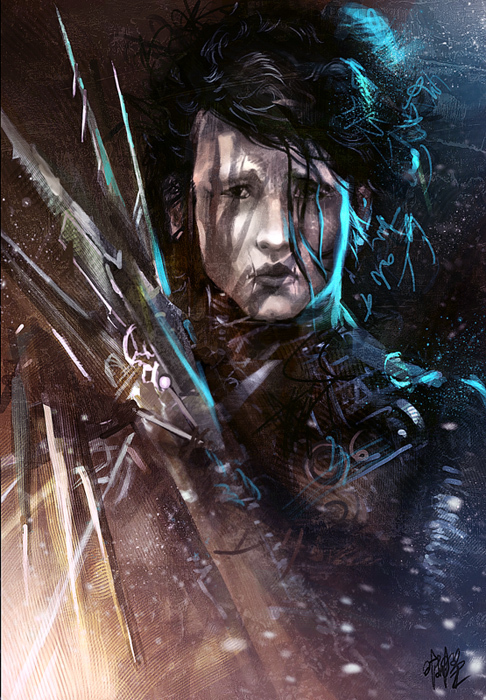 Cute Frenchie Wallpaper Edward Edward Scissorhands Fan Art 5938326 Fanpop