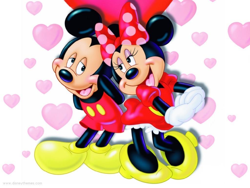 Mickey and Minnie fond dcran  Mickey et Minnie fond dcran 5998203  fanpop