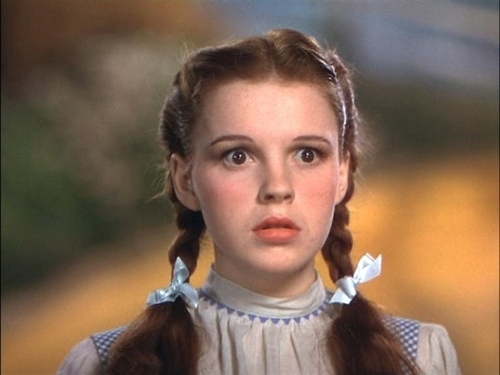 Image result for judy garland as dorothy photos