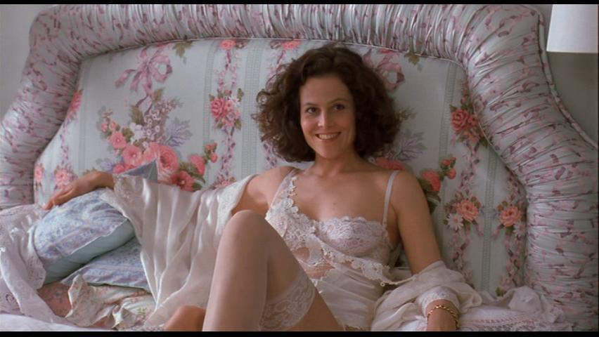 Sigourney Weaver in Working Girl
