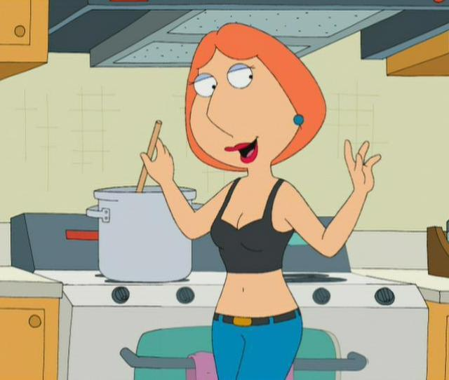 Redheads Images Lois Griffin Hd Wallpaper And Background Photos