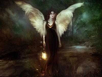 Angel Wallpaper - Angels Wallpaper (6348876) - Fanpop