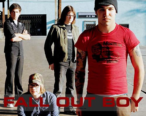 Fall Out Boy Believers Never Die Wallpaper Falloutboy Fall Out Boy Wallpaper 6458418 Fanpop