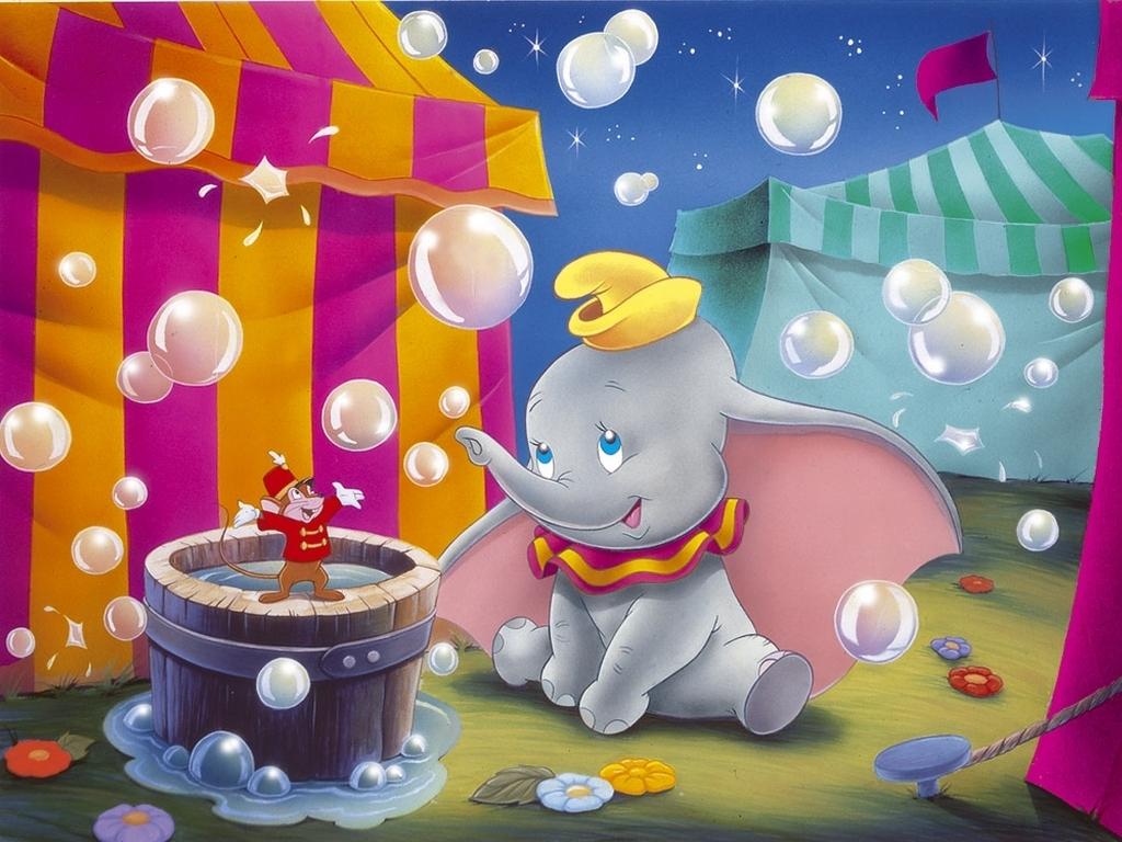 Dumbo Wallpaper - Disney Wallpaper (6496414) - Fanpop