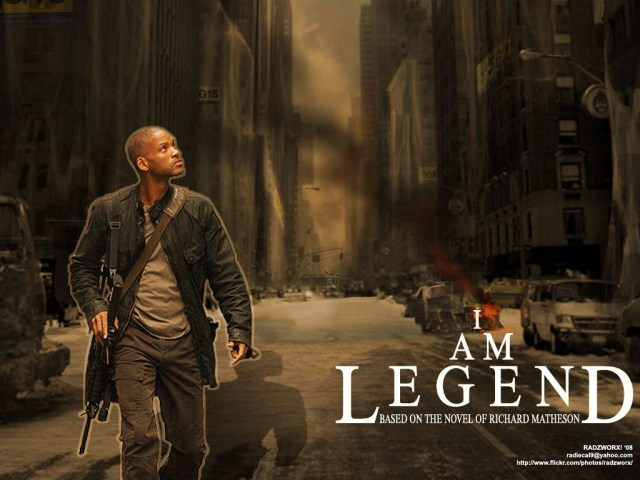 I Am Legend Images I Am Legend Hd Wallpaper And Background Photos