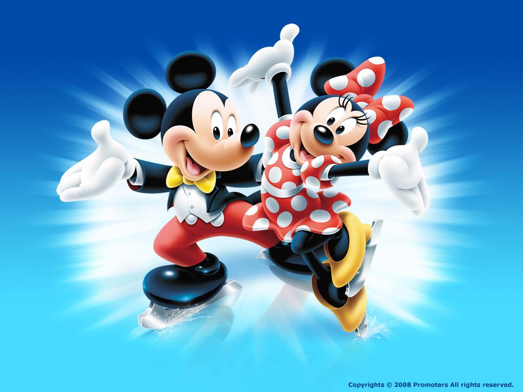 Mickey and Minnie Wallpaper  Disney Wallpaper 6638033  Fanpop