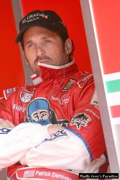 Patrick at Le Mans- 14th June - patrick-dempsey photo