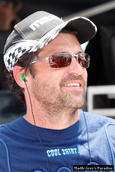 Patrick at Daytona- 3rd& 4th July - patrick-dempsey photo