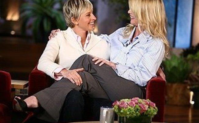 The Ellen Degeneres Show Fan Club Fansite With Photos