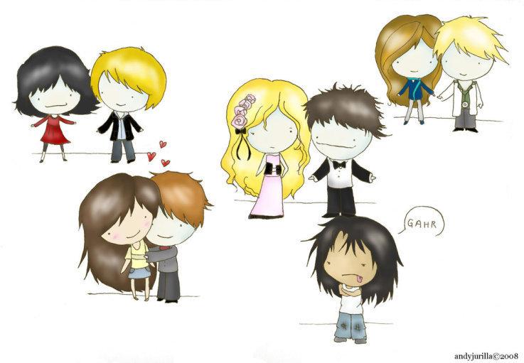 Cute Circle Wallpaper Cartoon Twilight Sasie Katje88 Fan Art 7007934 Fanpop