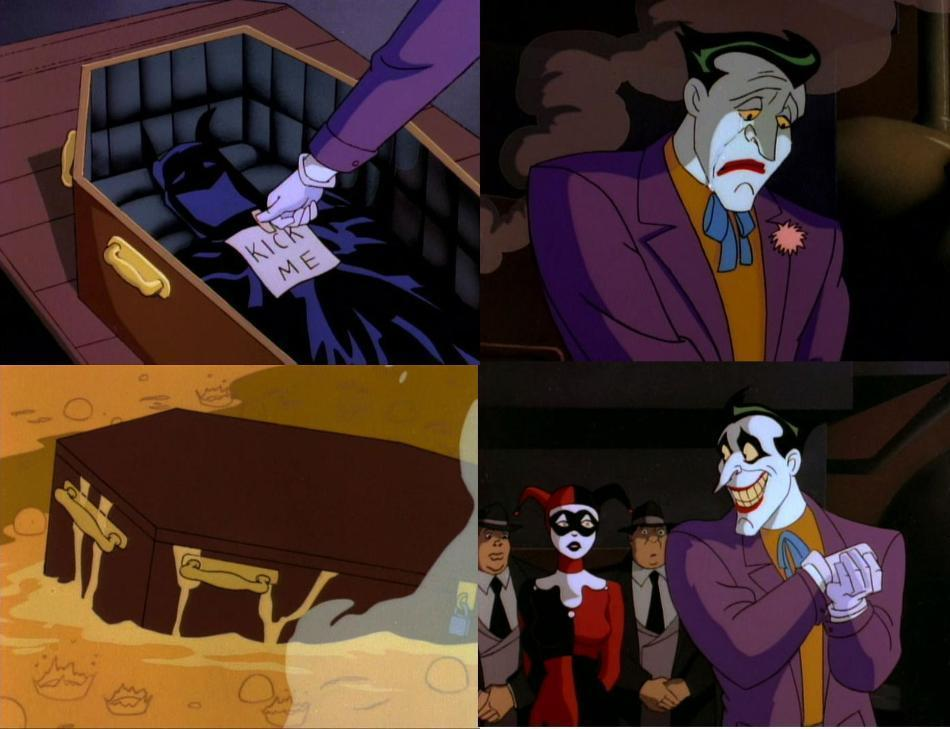 The Joker Animated Wallpaper Jokers Amazing Grace Batman The Animated Series Photo