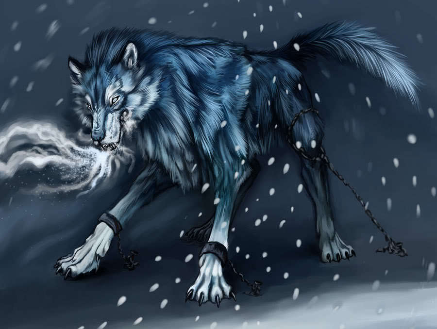 anime wolfs anime wolves