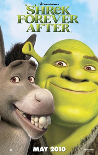 Shrek forever After poster - shrek photo
