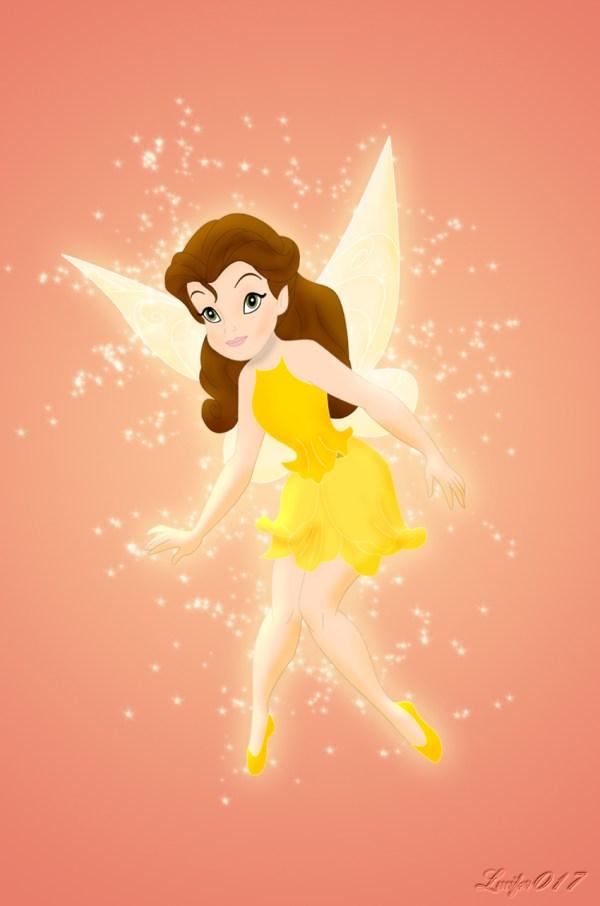 Belle Pixie - Fan Art 7494860 Fanpop