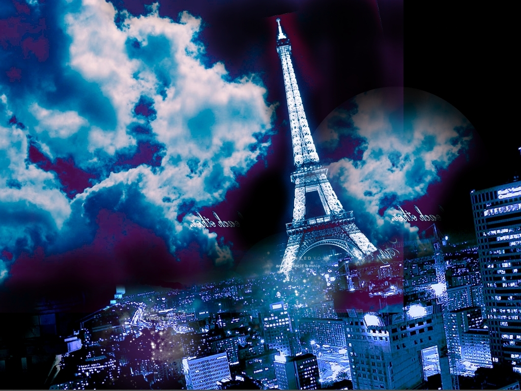 Paris Wallpaper  Paris Wallpaper (7475874)  Fanpop