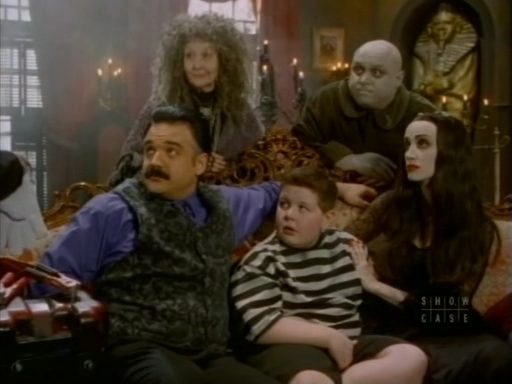 Image result for THE NEW ADDAMS FAMILY