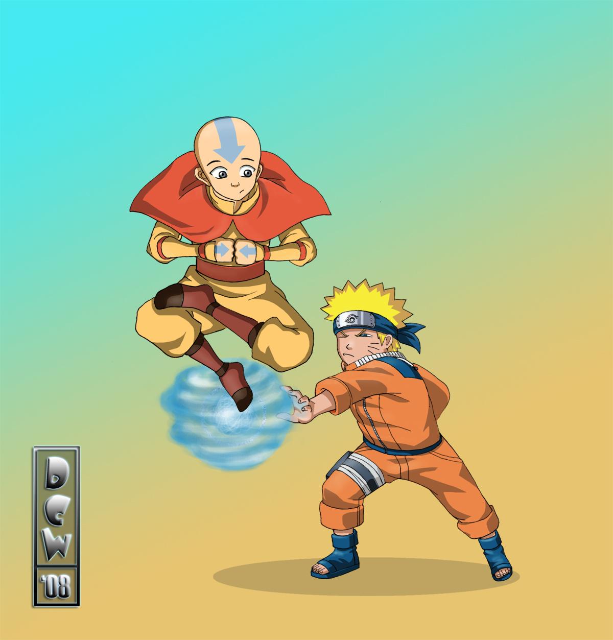Avatar Aang Wallpaper Hd Naruto Bilder Thread 20 Forumla De