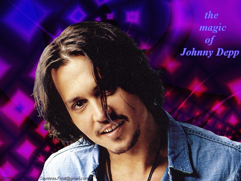 the magic of Johnny Depp - johnny-depp wallpaper