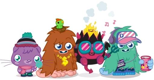 yo moshi monsters - moshi-monsters Photo