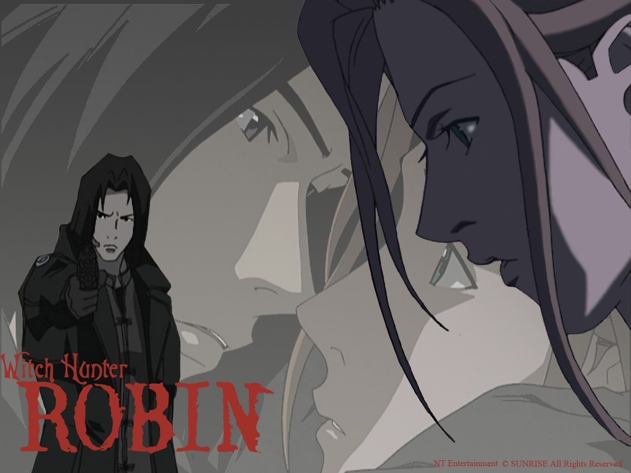 Image result for amon witch hunter robin