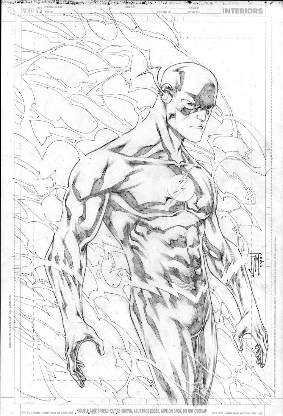FLASH COLORING SUPER HERO « Free Coloring Pages