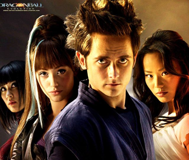Dragonball The Movie Images Dragonball Evolution Hd Wallpaper And Background Photos