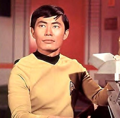 Image result for star trek mr. sulu