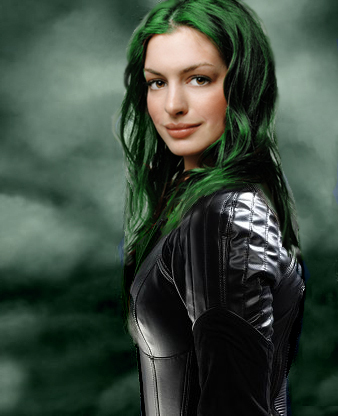 Female Characters With Green Hair : female, characters, green, X-men, Supreme:, Supreme, Reflections:, Lorna, PREVIEW, Commission