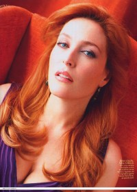 Which hair color of Gillian's is your favorite on her ...