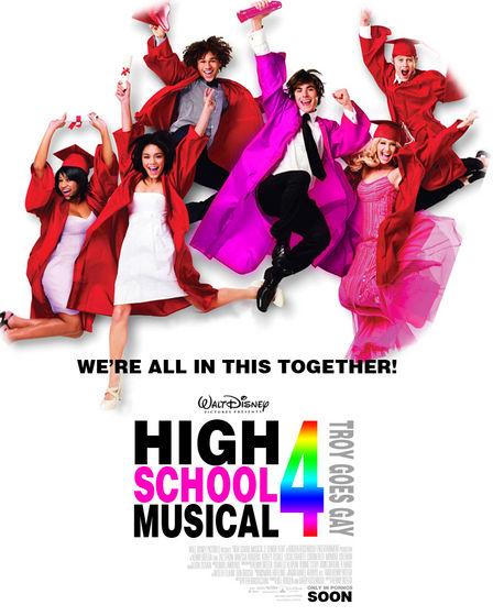 High School Musical 4 Leak - High School Musical - Fanpop