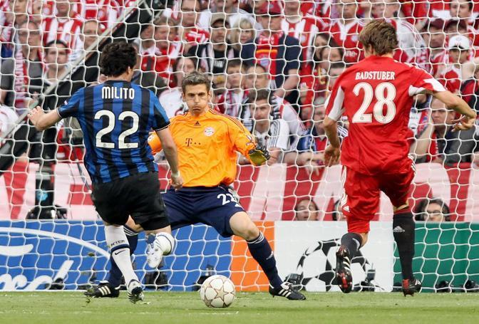 Diego Milito 1º gol