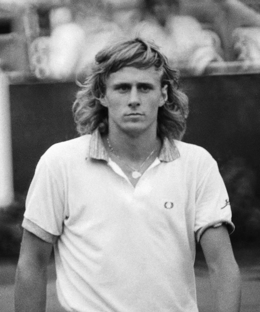 Bjorn Borg carriera strepitosa  La Gazzetta dello Sport