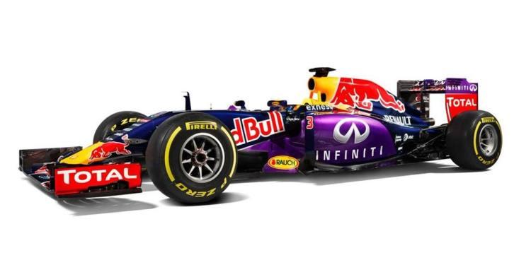 Red Bull, ecco la livrea 2015 - La Gazzetta dello Sport