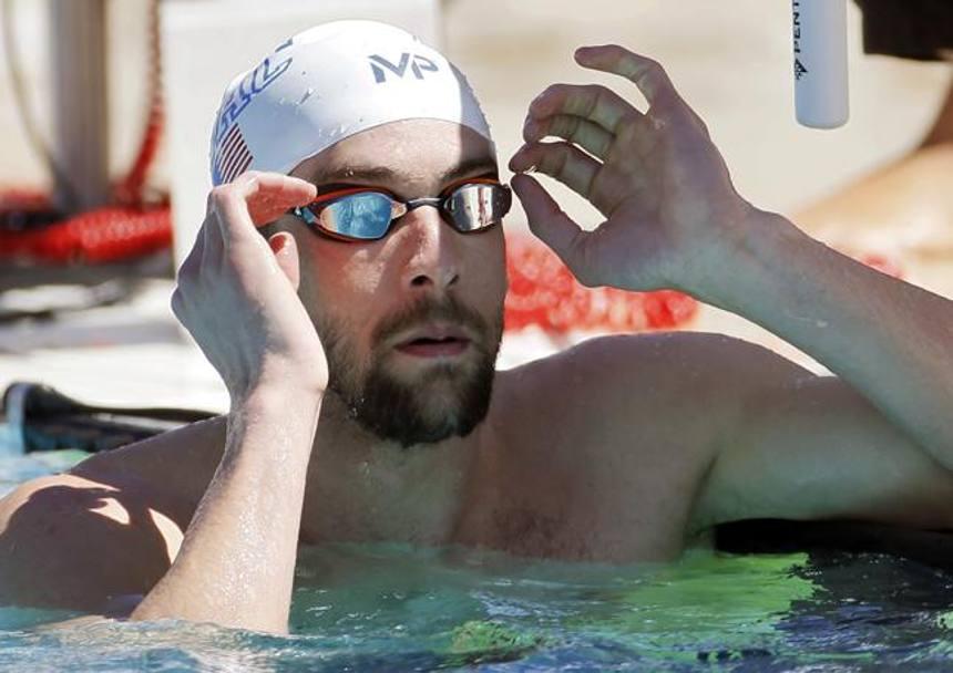 Olimpiadi nuoto Phelps tra gli immortali 4  La Gazzetta dello Sport