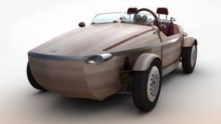 Il prototipo Toyota Setsuna