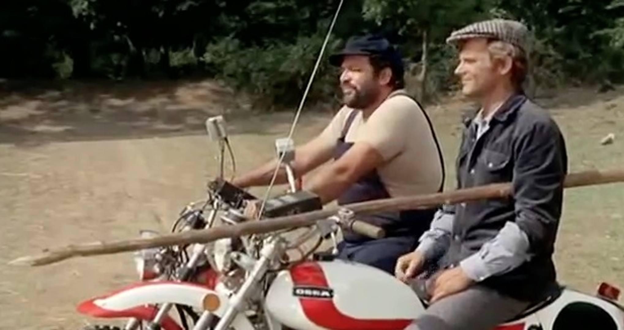 Le auto e le moto di Bud Spencer e Terence Hill  La Gazzetta dello Sport