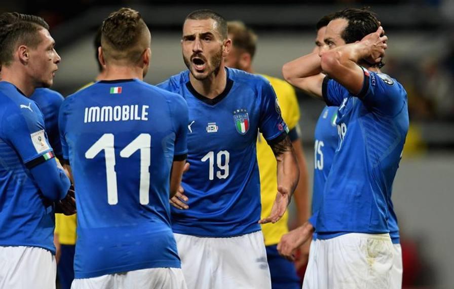 Risultati immagini per nazionale italiana calcio 2017