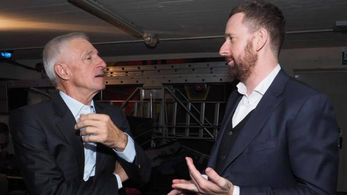 """Wiggins-Moser: che duetto L'inglese: """"Lui, la mia icona"""""""