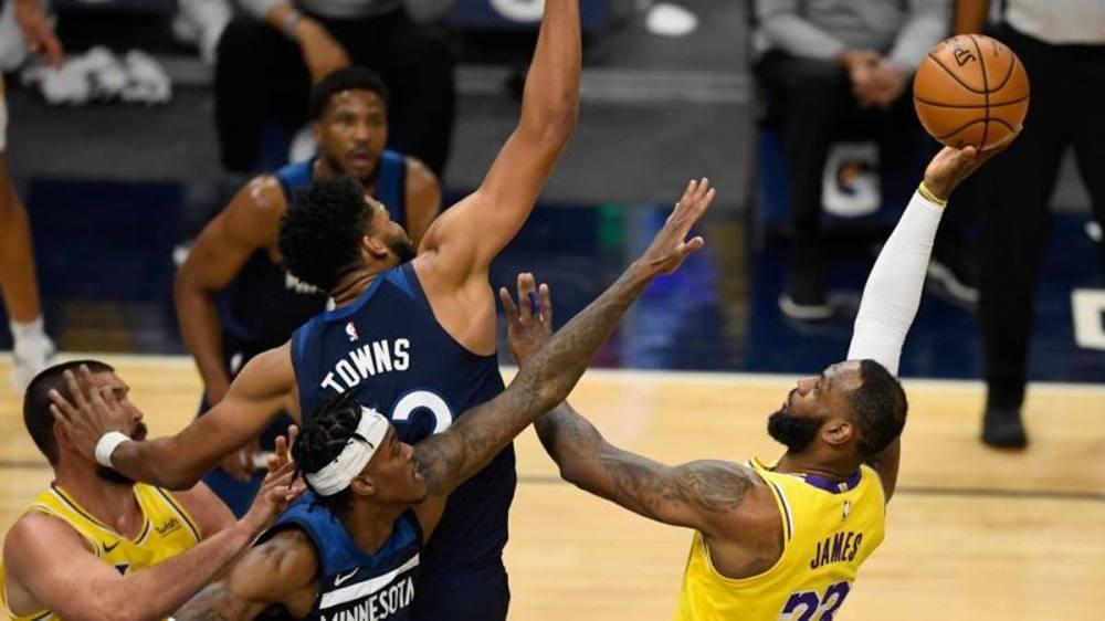 Αποτέλεσμα εικόνας για Minnesota Timberwolves - Los Angeles Lakers 104-112