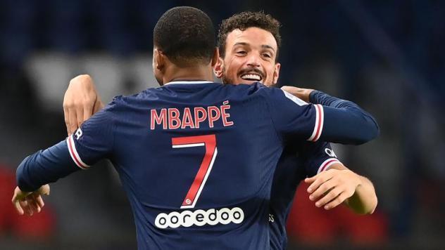 VIDEO Nimes-Psg 1-4: Mbappé e Florenzi inarrestabili: gli highlights- Video Gazzetta.it