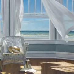 Modern Chandeliers For Living Room Turquoise Furniture Gentle Reader Framed Art Print By Karen Hollingsworth ...