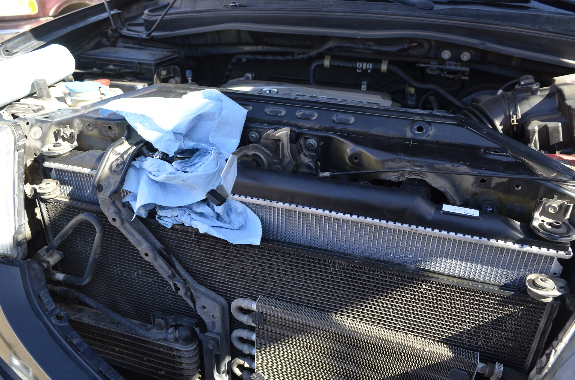 Cooling System Diagram Acura Mdx Forum Acura Mdx Suv Forums