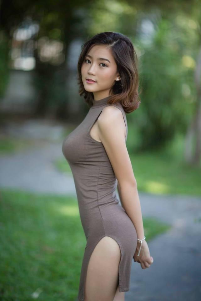 NEarn Pattaravadee Boonmeesup [12P] | Asian Sexy Angel