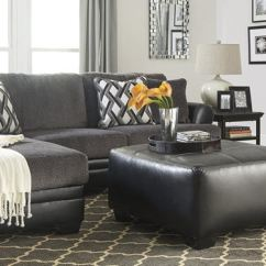 Living Room Furniture Brooklyn Dark Brown Leather Fulton Stores Ny